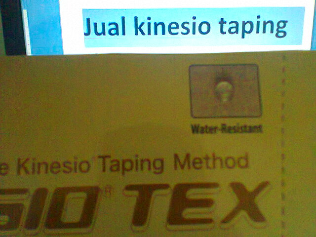 KINESIO TEX GOLD,USA Water Resistant